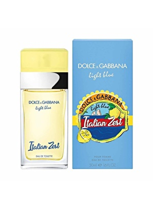 Dolce&Gabbana Light Blue Italian Zest Edt 50 Ml Kadın Parfümü